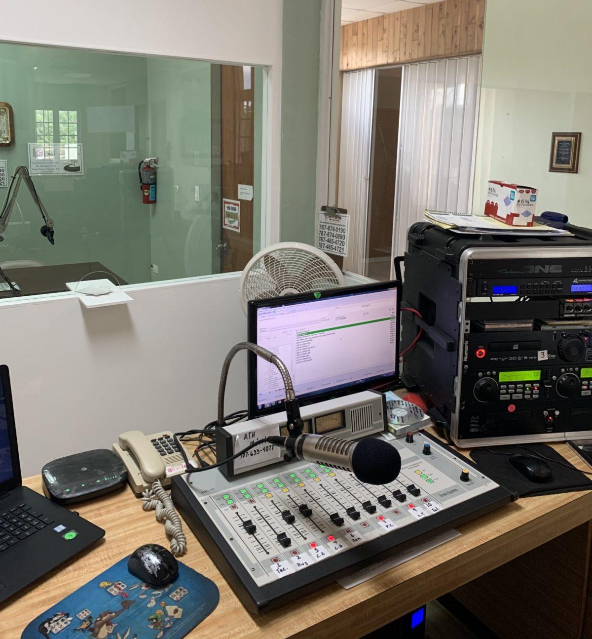 Radio Unidad Cristiana 890 AM Ceiba ,Naguabo Puerto Rico.